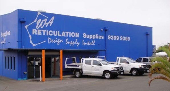 WA Reticulation Supplies Armadale Shop