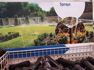 Sprinkler Sprays