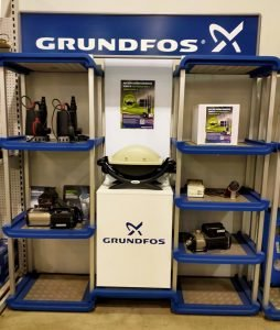 Grundfos Pumps Promotion